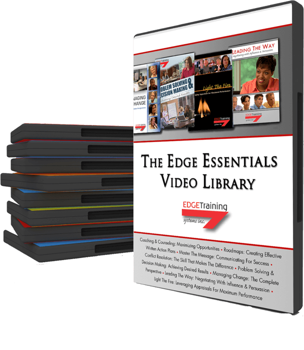 The Edge Essential Video Library