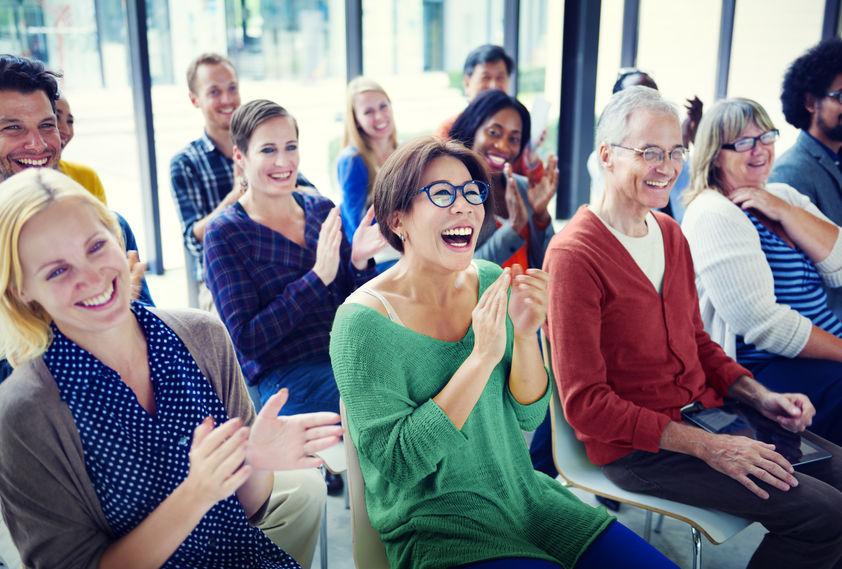image of classroom participants